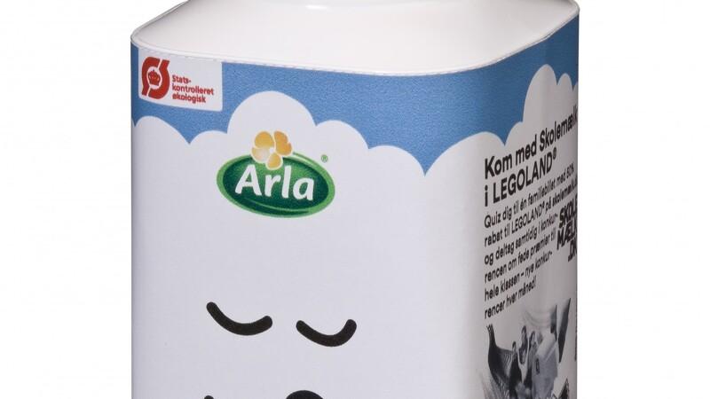 Færre elever får skolemælk