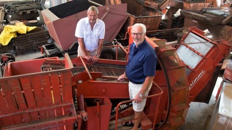 100 år i tæt samarbejde med kartoffelavlerne