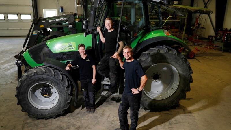 Åbent Landbrug på Gråsten Landbrugsskole
