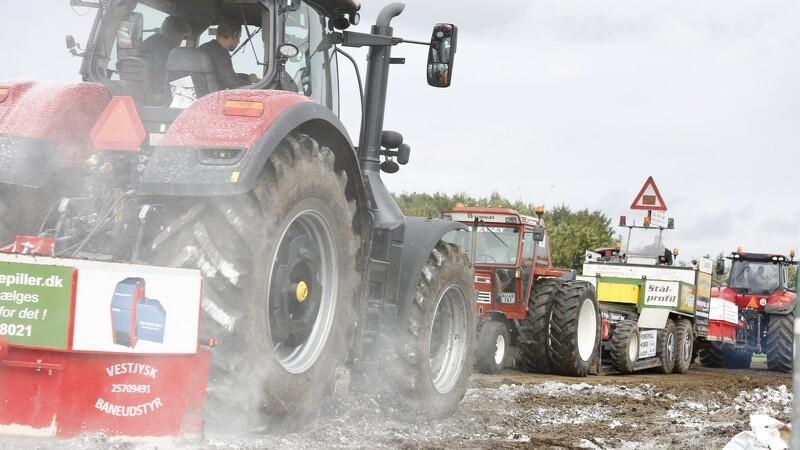 Færre unge landmænd