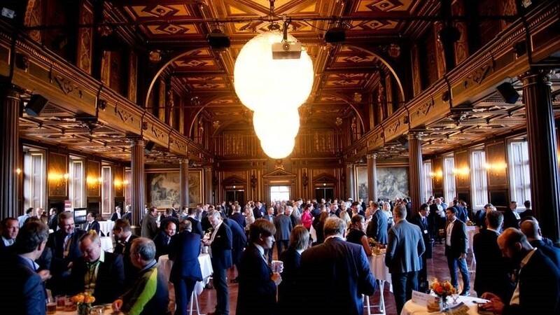 24 lande tager til kornbørs i København