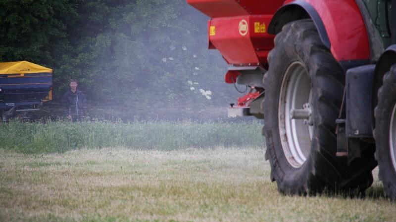 Landmænd risikerer bøde fra politiet