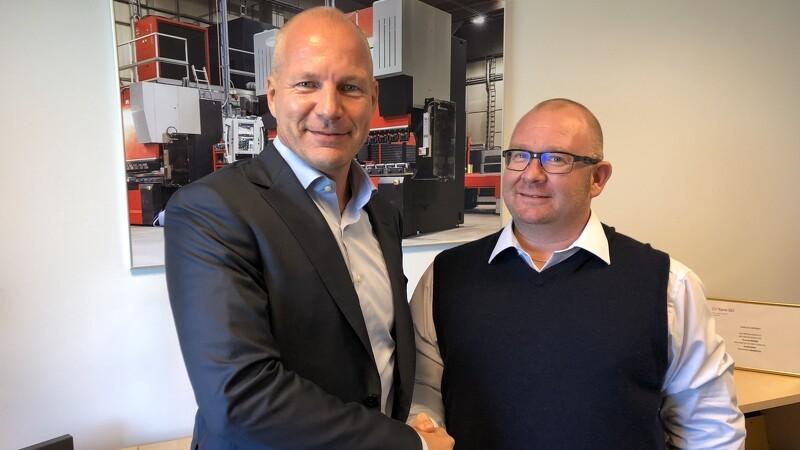 Sjølund overtager estisk virksomhed