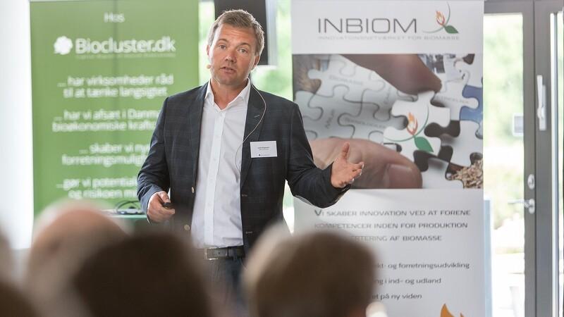 Yderligere udvikling af danske muligheder i bioøkonomi