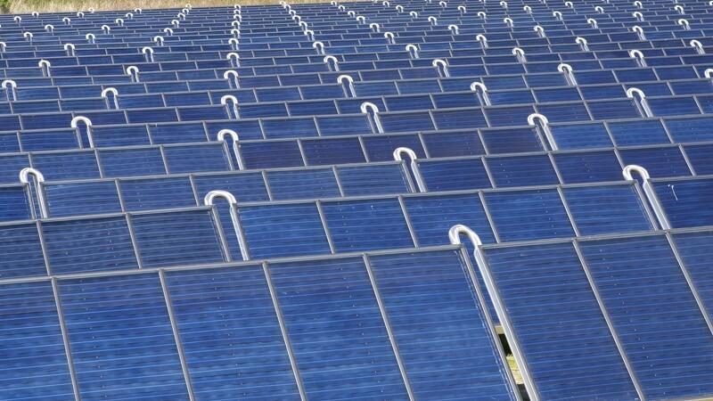 Giga solenenergianlæg skal bruge 440 hektar jord