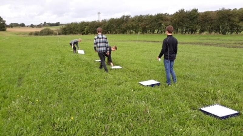 Landbrugselever får lov til at afprøve store maskiner