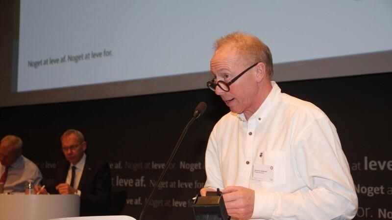 Albrecht-ophavsmand kommer til Danmark