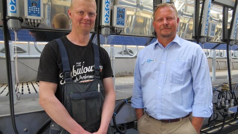 Boumatic lancerer operationel leasing til malkeanlæg