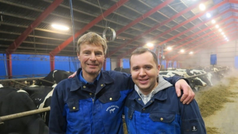 Ukrainske Alex er glad for sit danske job