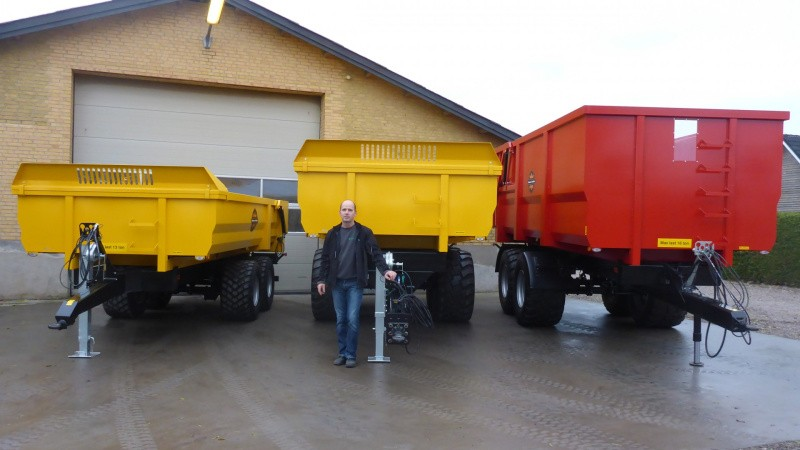 Nyt vognprogram på indtog hos Saltbæk