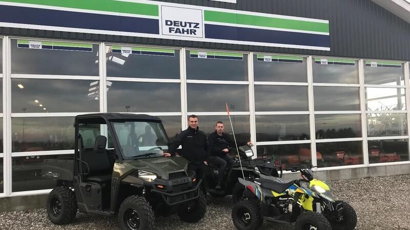 Midtfjord Agro tilføjer Polaris ATV