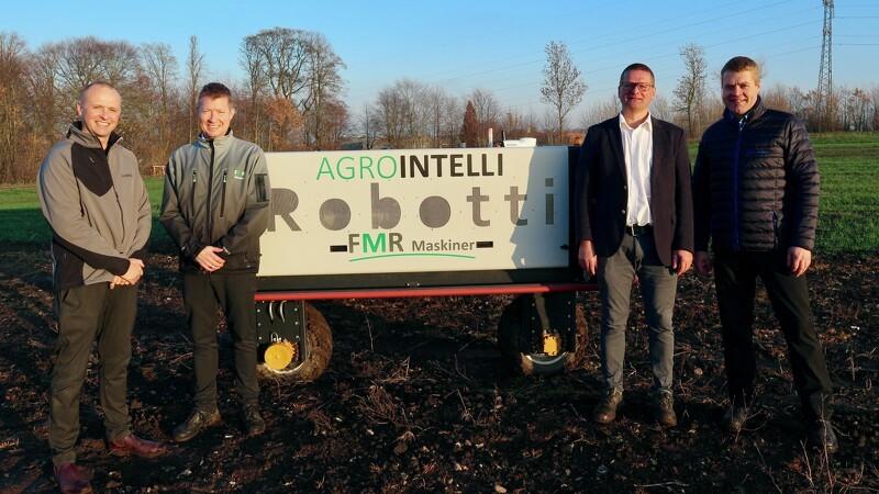 FMR Maskiner er ny Robotti-forhandler i Danmark