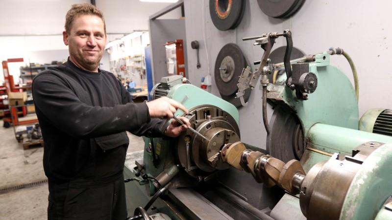 Fusion om  cylinderservice