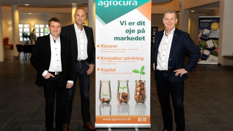 Hans Vigen direktør i Agrocura Finans og Råvarer
