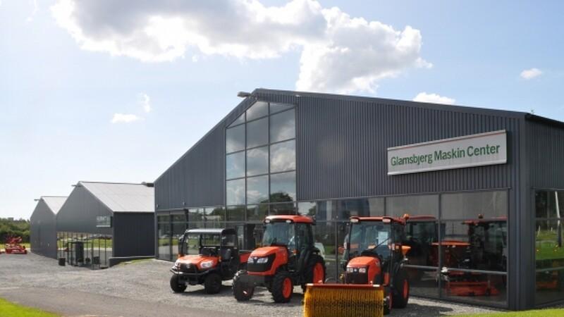 Glamsbjerg Maskincenter  overtager KN-Teknik