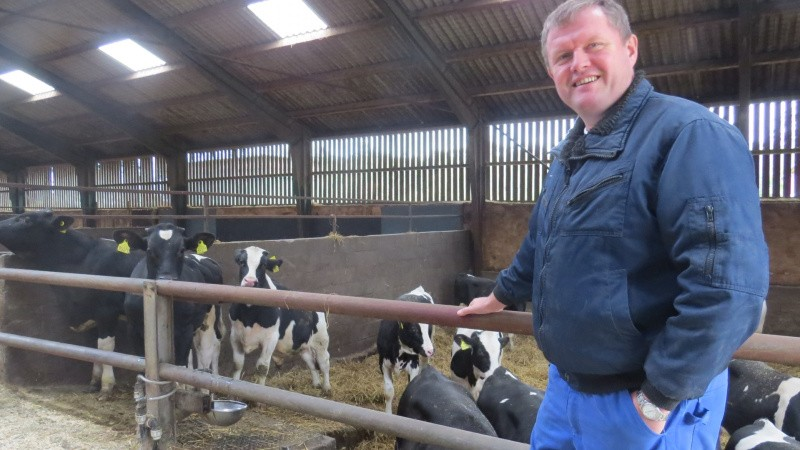 Producenter af slagtekalve ser tilbage på et hård 2018