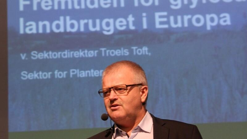 Fremtiden for glyfosat i EU