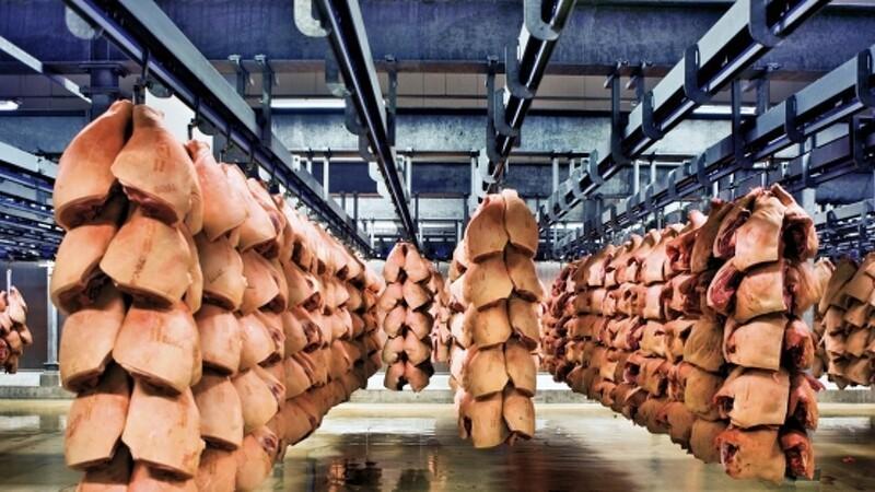 Eksport fra fødevareklyngen gik tilbage i 2018