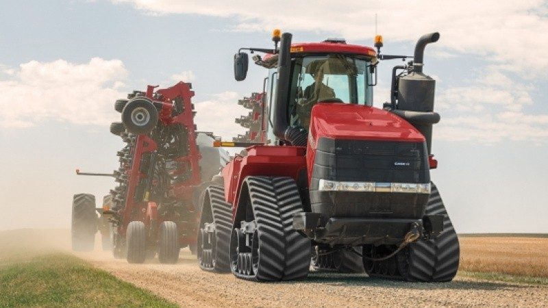 Firehjulstrukne traktorer hædret for bidrag til landbrugsteknik