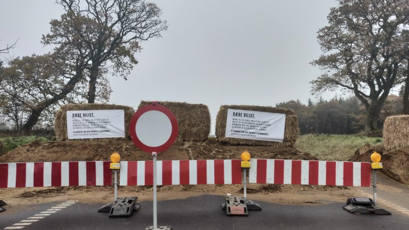 Byrådet i Vejen Kommune behandler vejstriden i dag