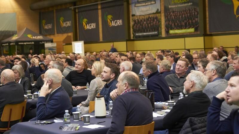 400 landmænd samlet til kongres i Aalborg