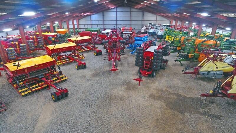 Stroco-Agro åbner nyt brugtcenter i Hammel