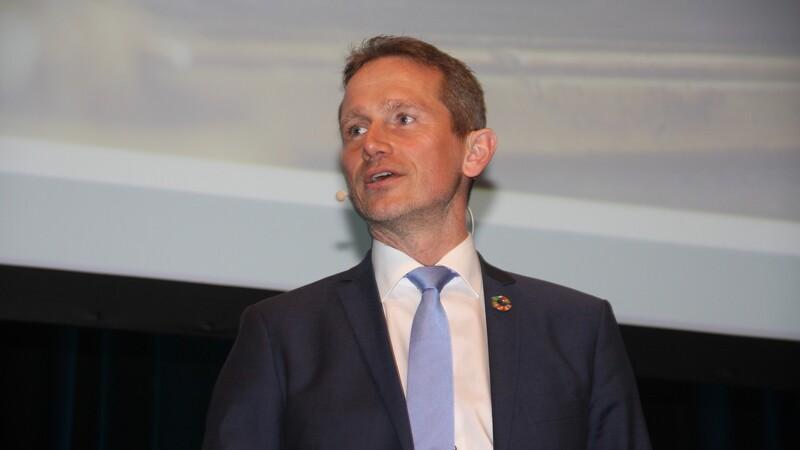 Kristian Jensen gæstede generalforsamling i Herning