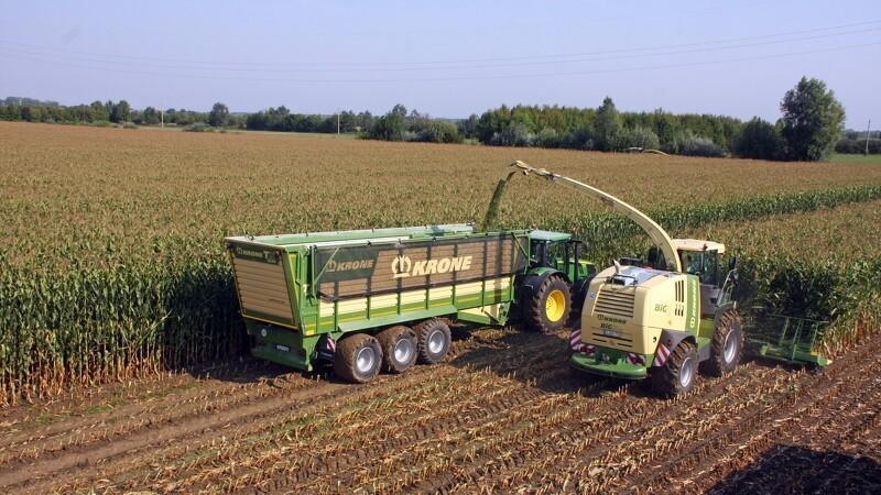 Fondene i rekordstort sats på prisfald til majsen