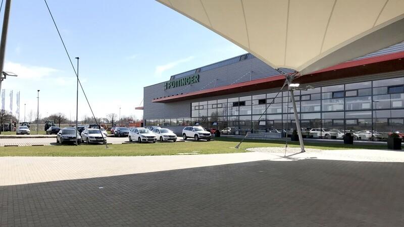 Pöttinger sender 4000 maskiner ud af tjekkisk fabrik