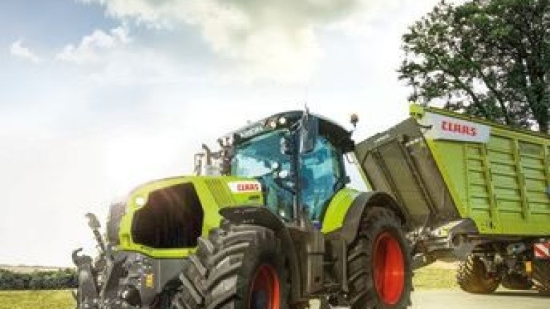 Claas har produceret 150.000 traktorer