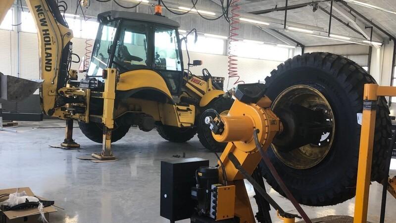 Super Dæk Service vokser til 1.900 kvadratmeter
