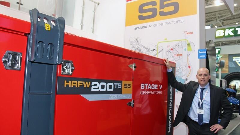 Ny generatorserie med endnu mindre støj og røg
