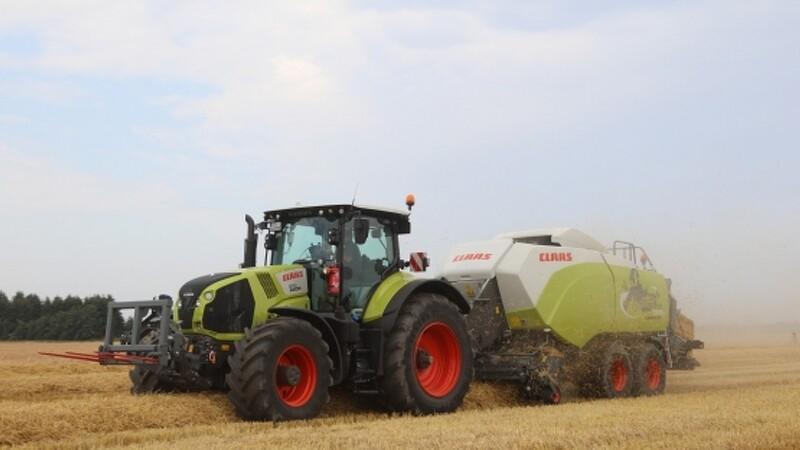 Nu vil Claas leje traktorer ud
