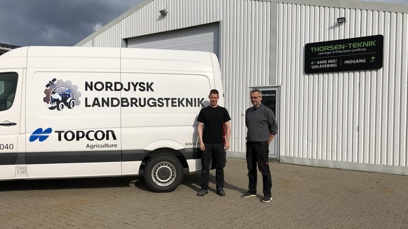 Thorsen-Teknik indgår samarbejde med Nordjysk Landbrugsteknik