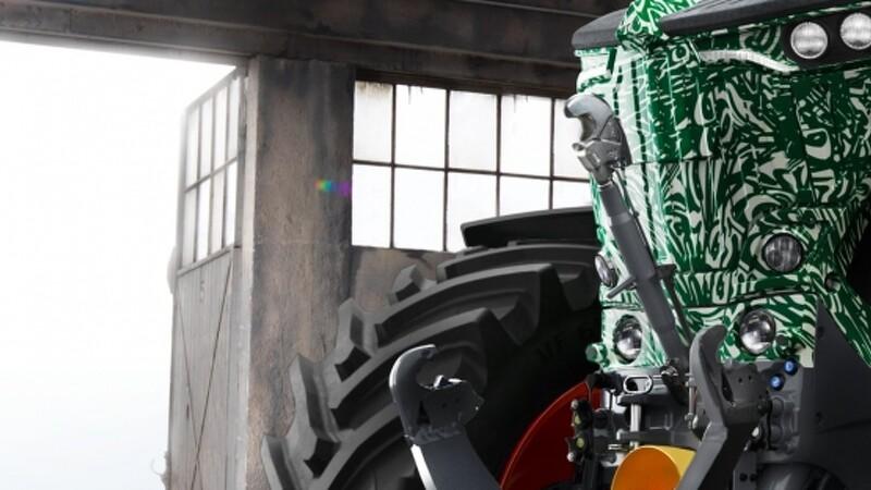 Ny traktorserie fra Fendt