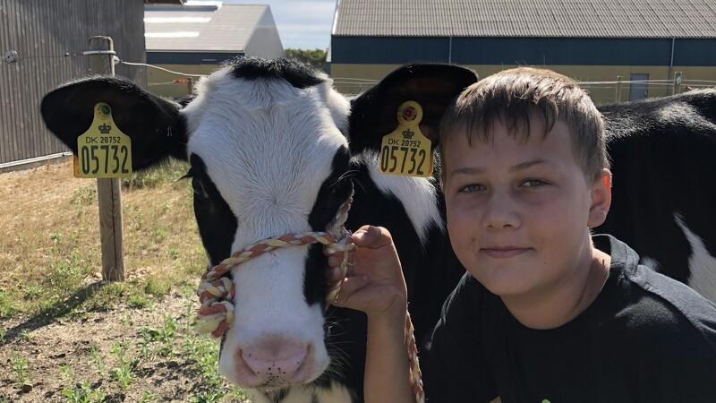 Børn skal leve som landmænd i sommerferien