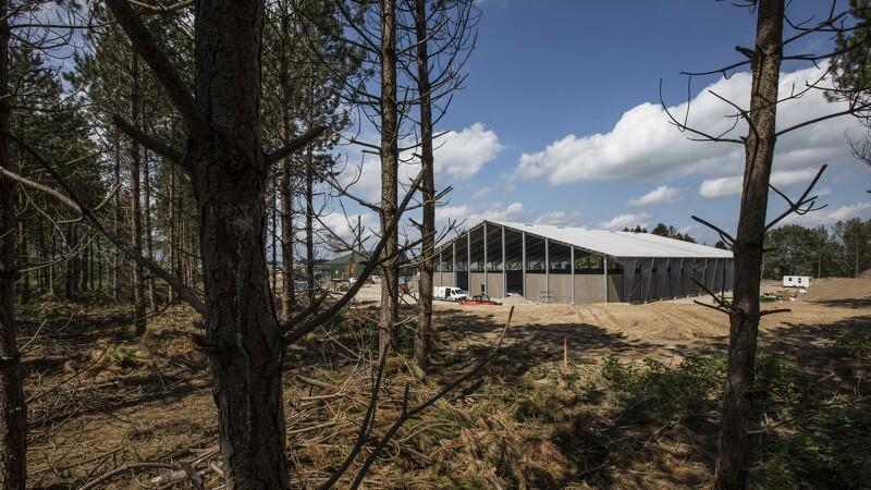 Daka bygger ny råvarehal