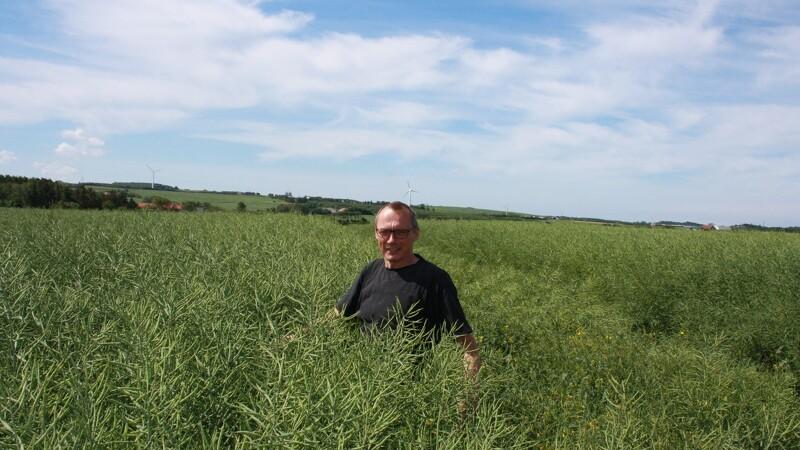 Landmand: Jeg holder øje med mine planter, som var de mine smågrise