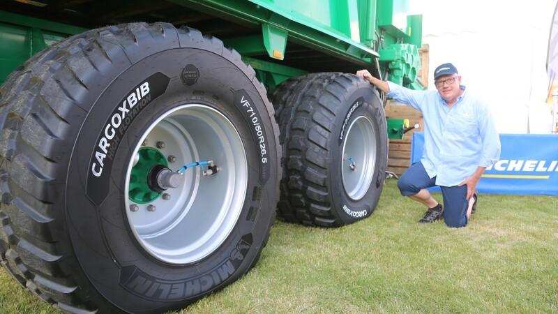 Michelin fuldender VF-vogntoget