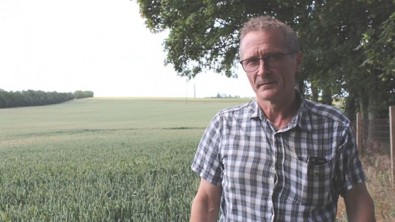 Landmand betaler for rottebekæmpelse på flad mark