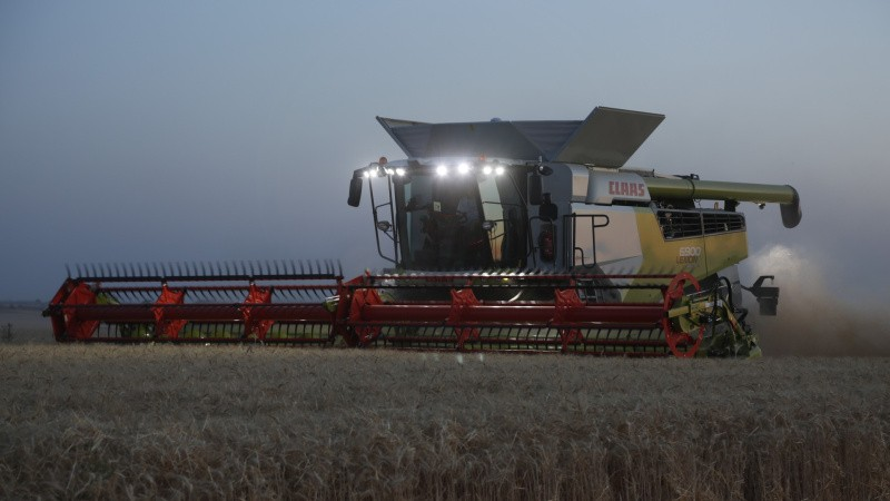 Claas lancerer ny Lexion-serie