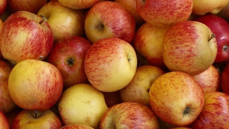 Katastrofal høst for frugtavlere