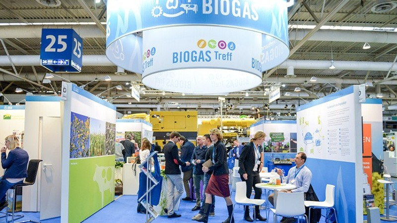 Fagmesse inviterer til verdens største biogasmesse