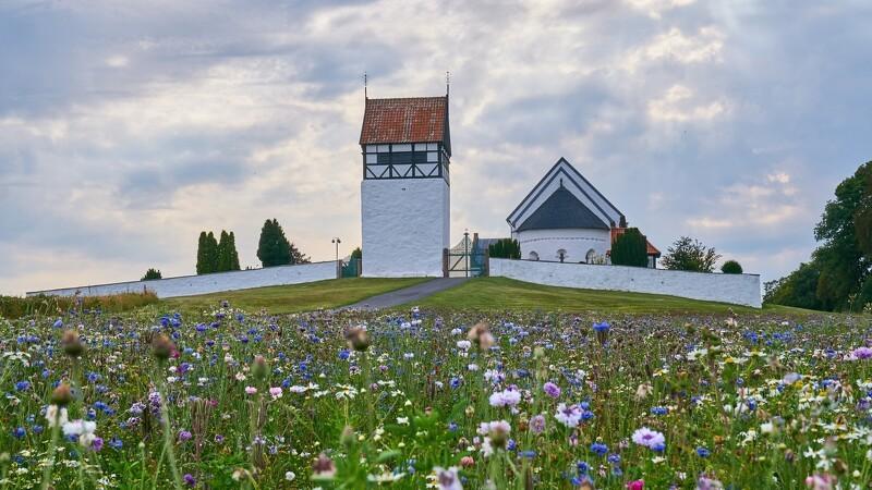 Bornholm i fuld blomst