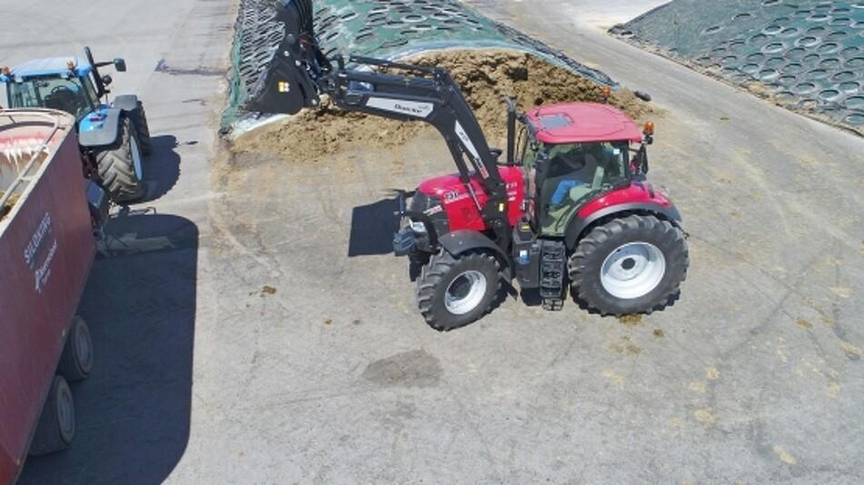 Målret traktoren til behovet