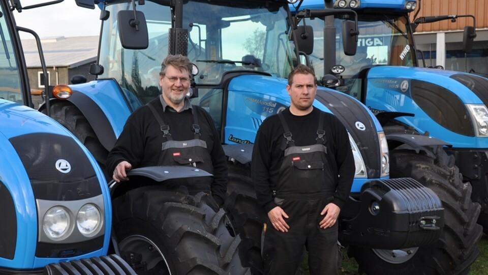traktorgården give