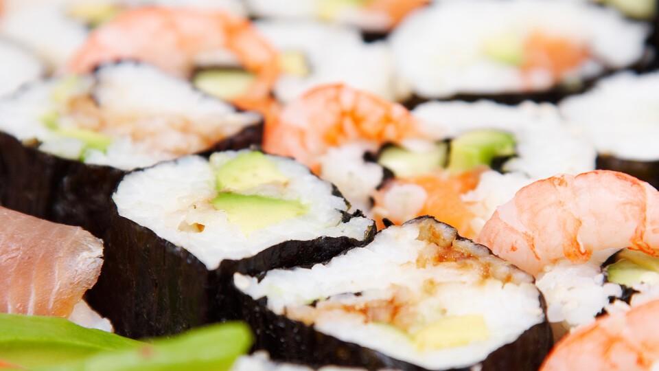 japanske fødevarer