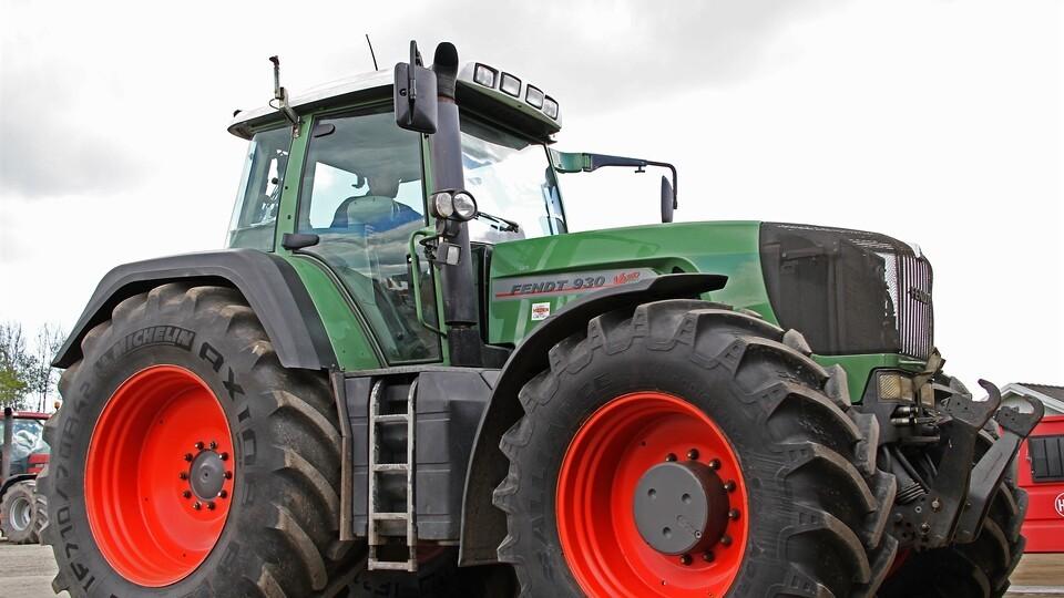 første fendt traktor