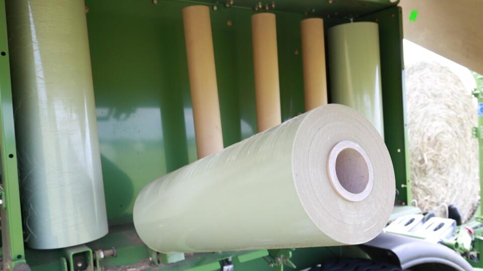 wrap folie landbrug