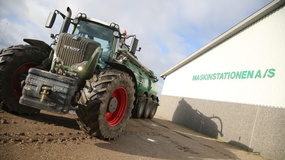 33749ed999db Maskinstationen A S samt selskabet Ågaard Fourage er erklæret konkurs